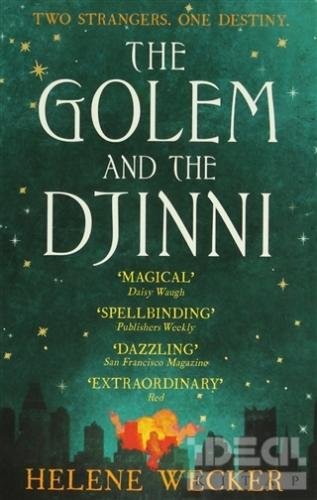 The Golem and The Djinni