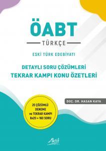 ÖABT Türkçe - Eski Türk Edebiyatı