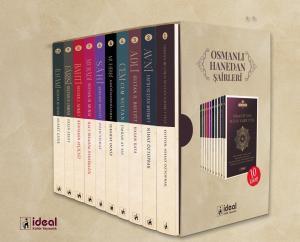 Osmanlı Hanedan Şairleri Serisi 10 Kitap Kutulu Set