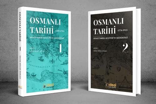 Osmanlı Tarihi 1-2 Set %27 indirimli