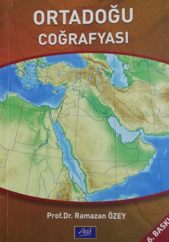 Ortadoğu Coğrafyası