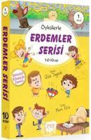 1. Sınıf Öykülerle Erdemler Serisi Seti (10 Kitap Takım)