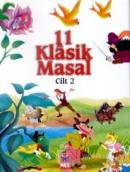 11 Klasik Masal 2 Cilt Takım (Ciltli)