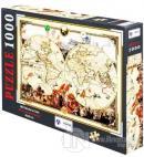 1453 İstanbulun Fethi 1000 Parça Puzzle (48x68)