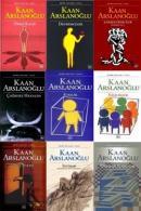 Kaan Arslanoğlu Roman Seti 9 Kitap