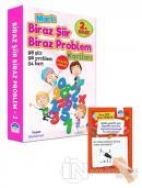 2. Sınıf Biraz Şiir Biraz Problem Kartları - Yaz Sil Kalemli