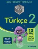 2. Sınıf Türkçe 3 Boyut