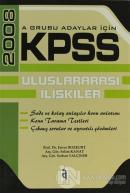 2008 KPSS A Grubu Adaylar İçin Uluslararası İlişkiker