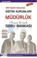 2011 Meb Eğitim Kurumları Müdürlük Tamamı Çözümlü Soru Bankası