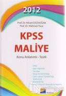 2012 KPSS Maliye Konu Anlatımlı - Testli