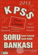 2013 KPSS Tamamı Çözümlü Türkçe - Matematik - Tarih - Coğrafya - Anayasa Soru Bankası