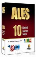 2014 ALES 10 Özgün Deneme Sınavı - Çözüm Kitabı