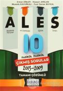 2014 Ales 2013-2009 Tamamı Çözümlü Çıkmış Sorular 10 Fasikül