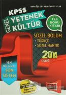 2014 Lisans / KPSS Genel Yetenek Kültür Sözel Bölüm Türkçe - Sözel Mantık