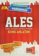 2014 Son Sınava Göre Yenilenmiş ALES Sözel Yetenek - Sayısal Yetenek Konu Anlatımlı