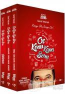 2016 KPSS Genel Kültür Aç Konu Kapa Soru (3 Kitap Takım)