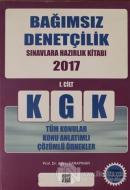 2017 KGK Bağımsız Denetçilik Sınavlara Hazırlık Kitabı Cilt: 1