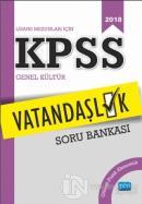 2018 Lisans Mezunları İçin KPSS Vatandaşlık Soru Bankası
