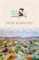 2018 Mustafa Kutlu Ajandası - Edebiyatta 50. Yıl