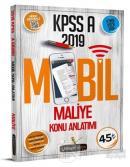 2019 KPSS A Maliye Konu Anlatımı