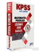 2019 KPSS Matematik Pusulası Çözümlü Soru Bankası