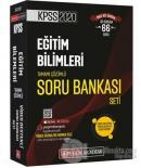 2020 KPSS Eğitim Bilimleri Tamamı Çözümlü Modüler Soru Bankası Seti (6 Kitap Takım)