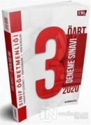 2020 KPSS ÖABT Sınıf Öğretmenliği PDF Çözümlü 3 lü Deneme Seti