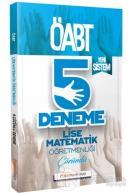 2020 ÖABT Lise Matematik Öğretmenliği Çözümlü 5 Deneme (Yeni Sistem)