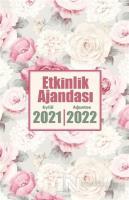 2021 Eylül-2022 Ağustos Etkinlik Ajandası - Beyaz Buket
