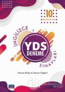 2021 İngilizce YDS 10 Özgün Deneme Sınavları
