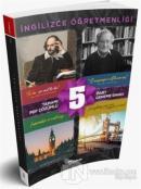 2021 KPSS ÖABT İngilizce Öğretmenliği Tamamı PDF Çözümlü 5'li Deneme Sınavı