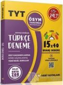 2021 TYT 15x40 Türkçe Deneme