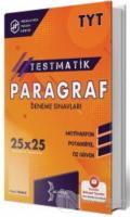 2021 TYT Testmatik Paragraf Deneme Sınavları