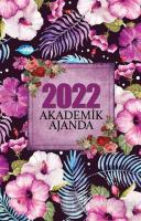 2022 Akademik Ajanda – Saklı Bahçe