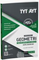 2022 TYT-AYT Tamamı Çözümlü Geometri Analitik Geometri - Katı Cisimler Soru Bankası