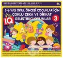 3-6 Yaş Okul Öncesi Çocuklar İçin Çoklu  Zeka ve Dikkat Geliştirici Oyunlar 3
