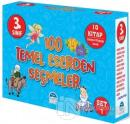 3. Sınıf 100 Temel Eserden Seçmeler Set 1 (10 Kitap Takım)