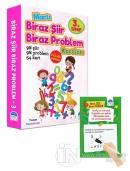 3. Sınıf Biraz Şiir Biraz Problem Kartları - Yaz Sil Kalemli