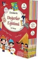 3. Sınıflar İçin Öykülerle Değerler Eğitimi 10 Kitap