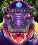 3D Dinozorlar (Ciltli)