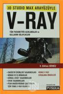 3D Studio Max Arayüzüyle V-Ray