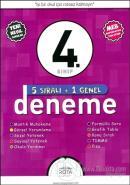 4. Sınıf 5 Sıralı 1 Genel Deneme