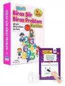 4. Sınıf Biraz Şiir Biraz Problem Kartları - Yaz Sil Kalemli