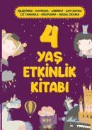 4 Yaş Etkinlik Kitabı