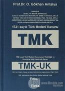 4721 Sayılı Türk Medeni Kanunu TMK (Ciltli)