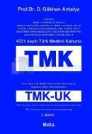 4721 Sayılı Türk Medeni Kanunu TMK
