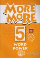 5.Sınıf More and More Word Power 2020