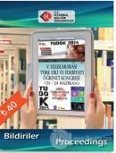 5. Uluslararası Türk Dili ve Edebiyatı Öğrenci Kongresi Tudok 2014