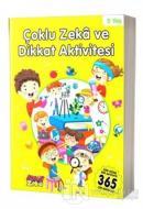 5 Yaş Çoklu Zeka ve Dikkat Aktivitesi - Sarı Kitap