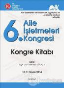 6. Aile İşletmeleri Kongresi
